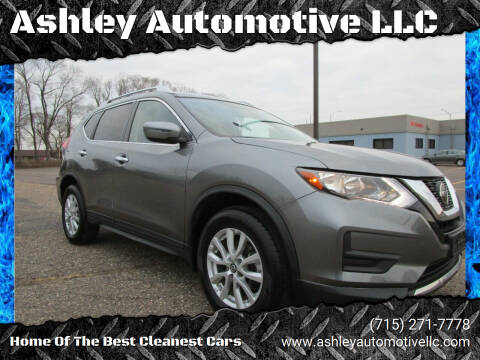 2018 Nissan Rogue for sale at Ashley Automotive LLC in Altoona WI