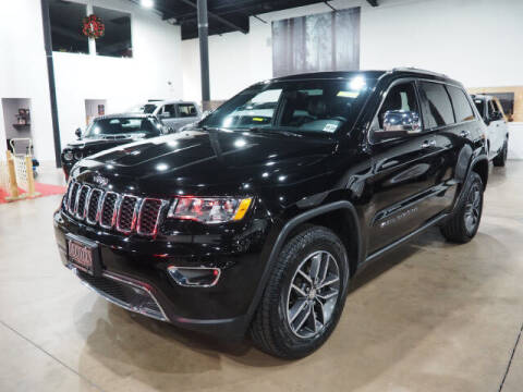 2017 Jeep Grand Cherokee for sale at Montclair Motor Car in Montclair NJ