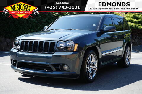 2007 Jeep Grand Cherokee for sale at West Coast Auto Works in Edmonds WA