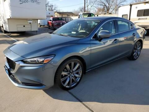 2019 Mazda MAZDA6 for sale at Kell Auto Sales, Inc - Grace Street in Wichita Falls TX