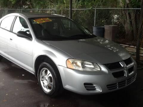2005 Dodge Stratus for sale at Easy Credit Auto Sales in Cocoa FL