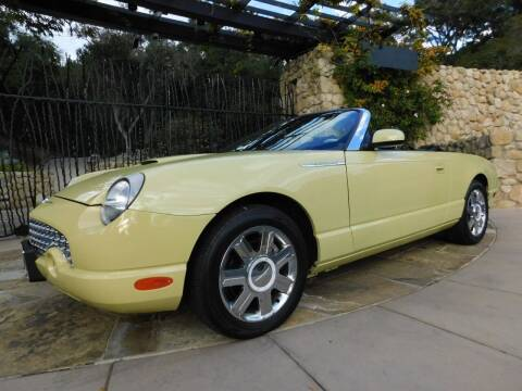 2005 Ford Thunderbird for sale at Milpas Motors in Santa Barbara CA