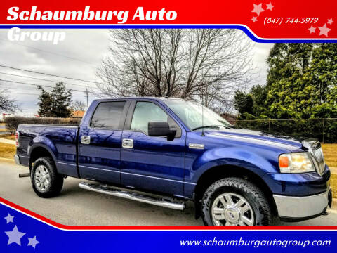 2008 Ford F-150 for sale at Schaumburg Auto Group in Schaumburg IL
