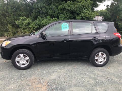 2012 Toyota RAV4 for sale at B & B Auto Sales in Burlington NC