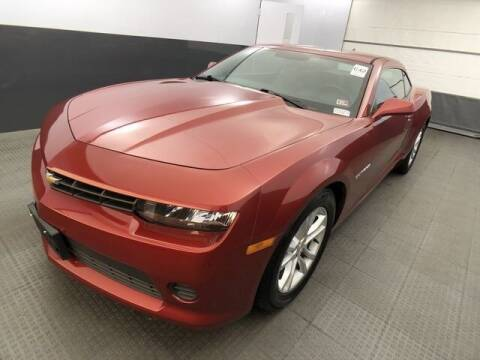 2014 Chevrolet Camaro for sale at Smart Chevrolet in Madison NC