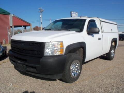 2009 Chevrolet Silverado 1500 for sale at Country Side Car Sales in Elk River MN