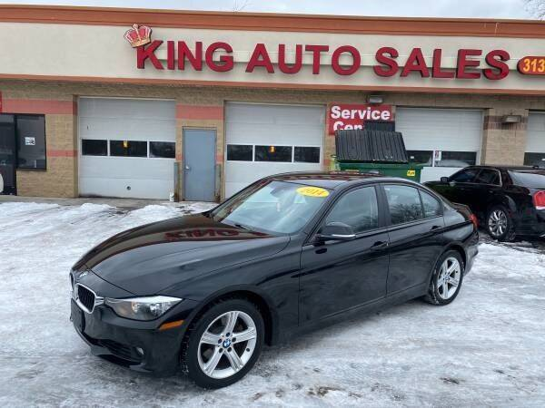 2014 BMW 3 Series for sale at KING AUTO SALES  II in Detroit MI