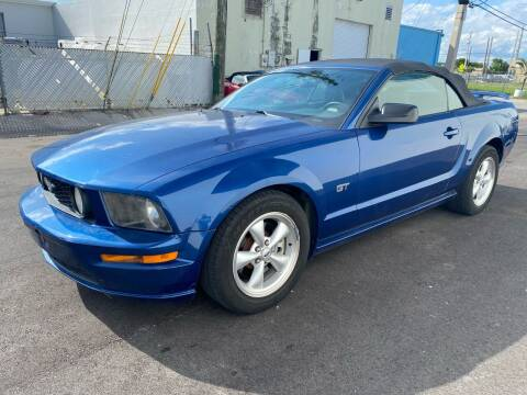 2007 Ford Mustang for sale at Car Girl 101 in Oakland Park FL