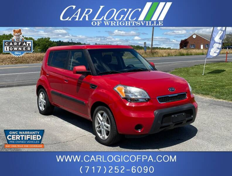 2010 Kia Soul for sale at Car Logic in Wrightsville PA