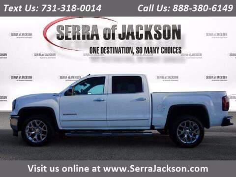 2018 GMC Sierra 1500 for sale at Serra Of Jackson in Jackson TN