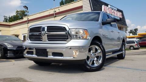 2017 RAM Ram Pickup 1500 for sale at Nationwide Auto Sales in Melvindale MI