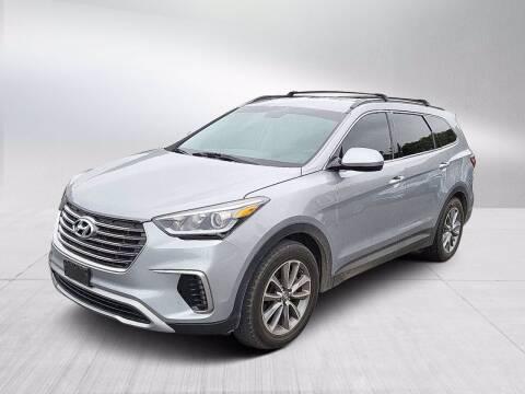 2018 Hyundai Santa Fe for sale at Fitzgerald Cadillac & Chevrolet in Frederick MD