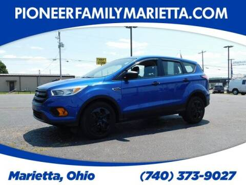 2017 Ford Escape for sale at Pioneer Family preowned autos in Williamstown WV
