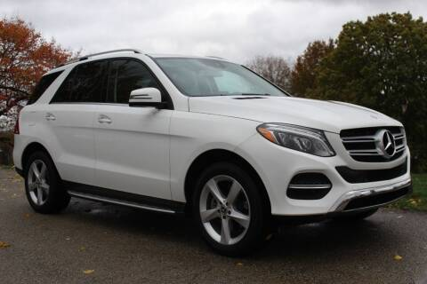 2017 Mercedes-Benz GLE for sale at Harrison Auto Sales in Irwin PA