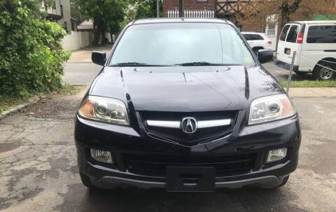 2005 Acura MDX for sale at Gondal Motors in West Hempstead NY