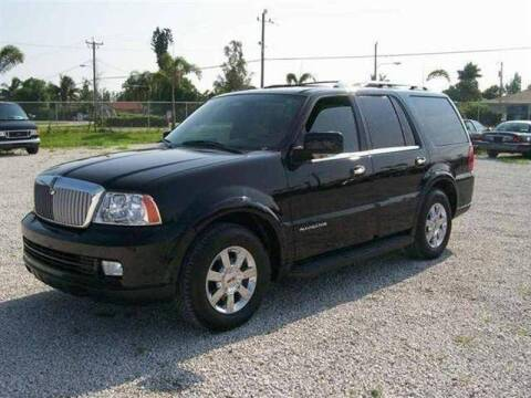 2006 Lincoln Navigator for sale at Car Depot in Fort Worth TX