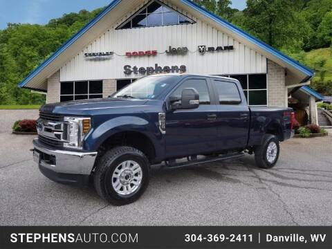 2019 Ford F-250 Super Duty for sale at Stephens Auto Center of Beckley in Beckley WV