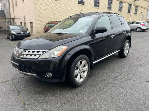 2007 Nissan Murano for sale at Alexandria Auto Sales in Alexandria VA