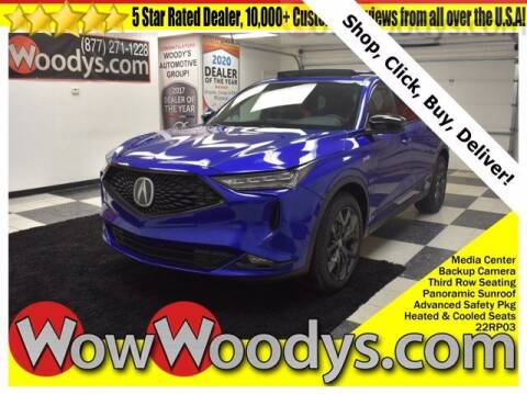 2022 Acura MDX for sale at WOODY'S AUTOMOTIVE GROUP in Chillicothe MO