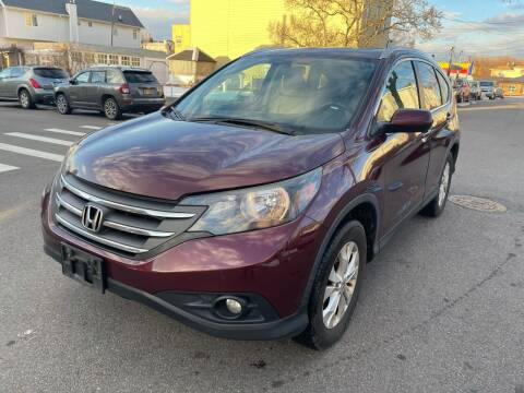 2013 Honda CR-V for sale at Kapos Auto, Inc. in Ridgewood, Queens NY