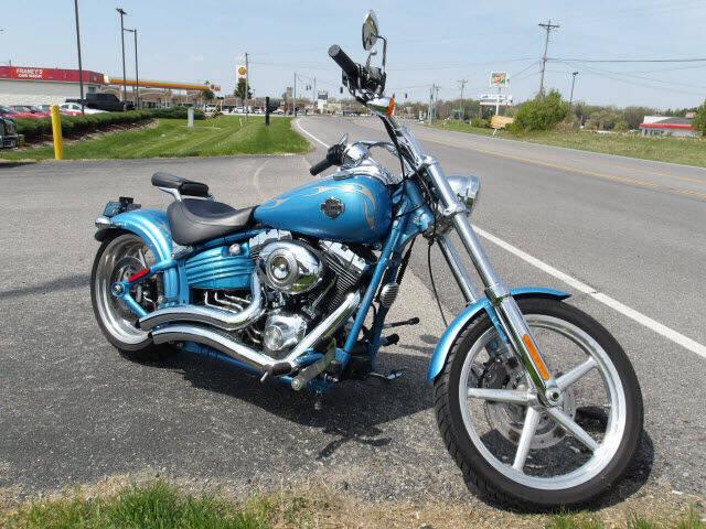 2010 Harley-Davidson Rocker for sale at TAPP MOTORS INC in Owensboro KY