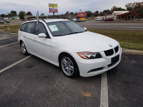 2006 BMW 3 Series for sale at Preferred Auto Sales in Tyler TX