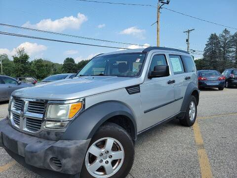 2008 Dodge Nitro for sale at J's Auto Exchange in Derry NH