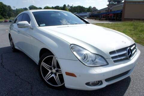 2009 Mercedes-Benz CLS for sale at CU Carfinders in Norcross GA