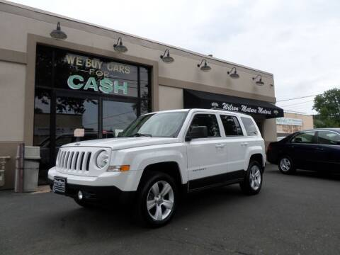 2015 Jeep Patriot for sale at Wilson-Maturo Motors in New Haven CT