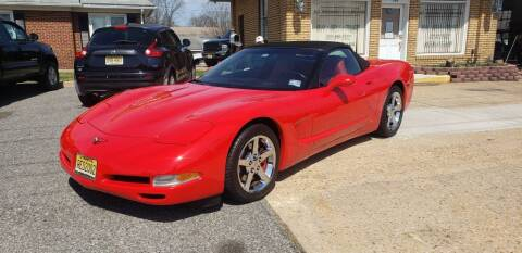 2002 Chevrolet Corvette for sale at A.C. Greenwich Auto Brokers LLC. in Gibbstown NJ