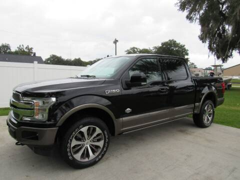 2019 Ford F-150 for sale at D & R Auto Brokers in Ridgeland SC