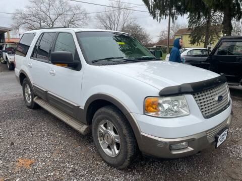 2003 Ford Expedition for sale at Trocci's Auto Sales in West Pittsburg PA