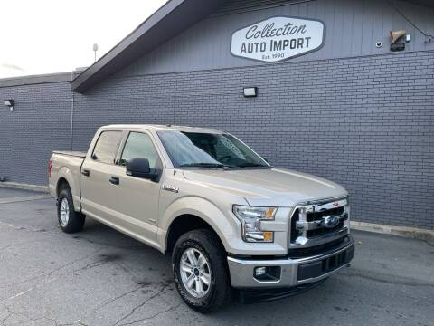 2017 Ford F-150 for sale at Collection Auto Import in Charlotte NC