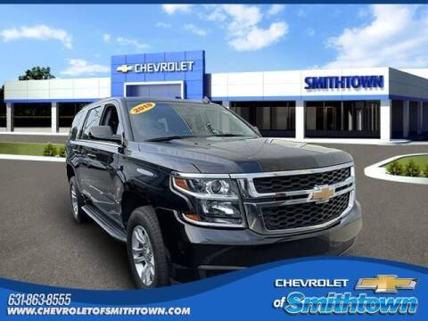 2018 Chevrolet Tahoe for sale at CHEVROLET OF SMITHTOWN in Saint James NY