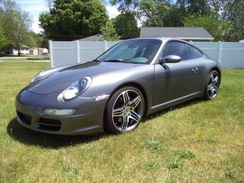 2007 Porsche 911 for sale at Niewiek Auto Sales in Grand Rapids MI