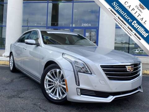 2016 Cadillac CT6 for sale at Southern Auto Solutions - Capital Cadillac in Marietta GA