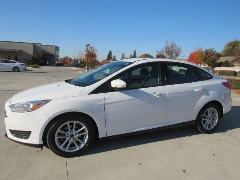 2017 Ford Focus for sale at Repeat Auto Sales Inc. in Manteca CA