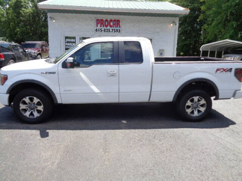 2014 Ford F-150 for sale at PROCAR in Portland TN
