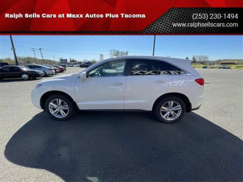 2013 Acura RDX for sale at Ralph Sells Cars at Maxx Autos Plus Tacoma in Tacoma WA
