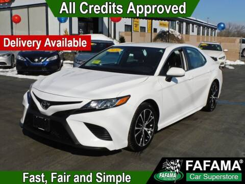 2020 Toyota Camry for sale at FAFAMA AUTO SALES Inc in Milford MA