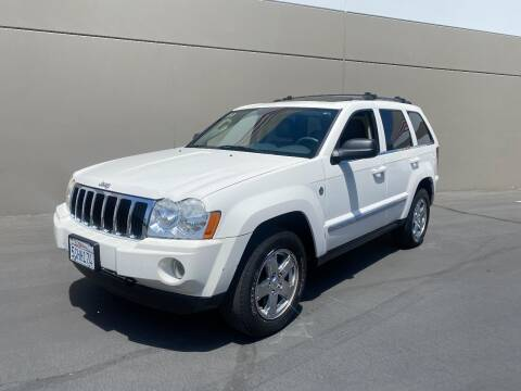 2005 Jeep Grand Cherokee for sale at 3D Auto Sales in Rocklin CA
