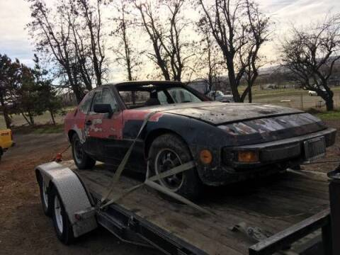 1978 Porsche 924 for sale at Classic Car Deals in Cadillac MI