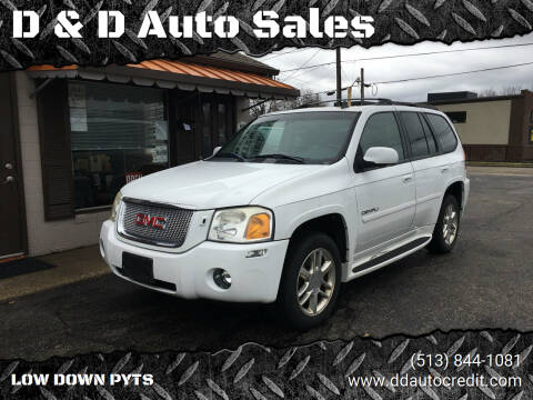 2006 GMC Envoy for sale at D & D Auto Sales in Hamilton OH