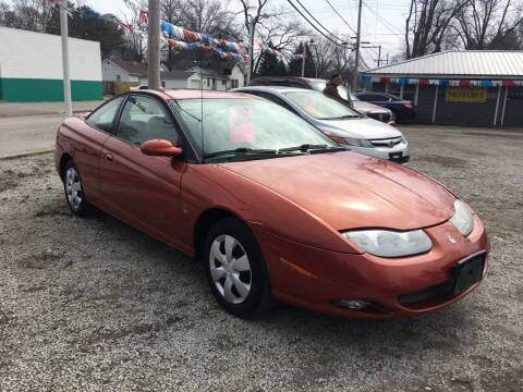 2002 Saturn S-Series for sale at Antique Motors in Plymouth IN