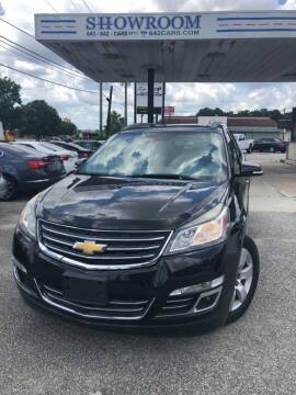 2015 Chevrolet Traverse for sale at Showroom Auto Sales of Charleston in Charleston SC