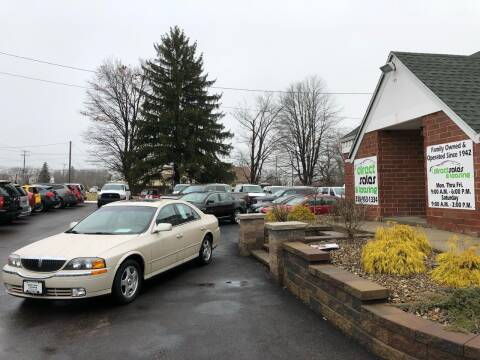 2000 Lincoln LS for sale at Direct Sales & Leasing in Youngstown OH