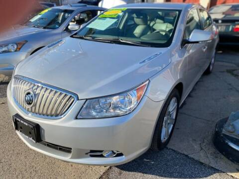 2010 Buick LaCrosse for sale at Middle Village Motors in Middle Village NY