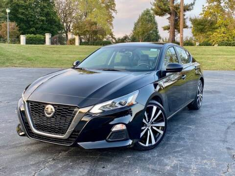 2020 Nissan Altima for sale at Sebar Inc. in Greensboro NC