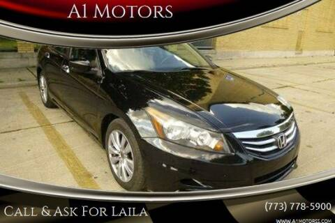 2011 Honda Accord for sale at A1 Motors Inc in Chicago IL
