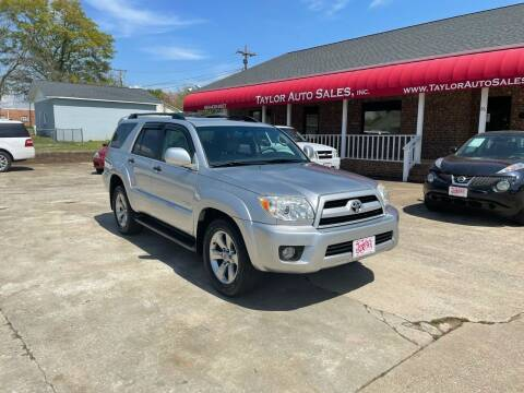 2008 Toyota 4Runner for sale at Taylor Auto Sales Inc in Lyman SC